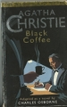 Couverture Black coffee Editions HarperCollins 1999