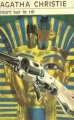 Couverture Mort sur le Nil Editions Librairie des  Champs-Elysées  (Le club des masques) 1975