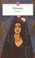 Couverture Carmen (roman) Editions Le Livre de Poche 1996