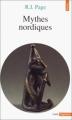 Couverture Mythes Nordiques Editions Points (Sagesses) 1993
