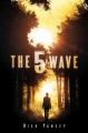 Couverture La 5e vague, tome 1 Editions Putnam 2013