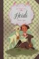 Couverture Heidi /  Heidi, fille de la montagne Editions Fleurus (Mes classiques chéris) 2012
