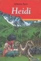 Couverture Heidi /  Heidi, fille de la montagne Editions Casterman 2005