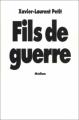 Couverture Fils de guerre Editions L'École des loisirs (Médium) 2004