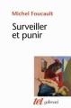 Couverture Surveiller et punir Editions Gallimard  (Tel) 1993