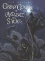 Couverture Courtney Crumrin, tome 2 : Courtney Crumrin et l'assemblée des sorciers Editions Akileos 2013