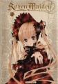 Couverture Rozen Maiden, saison 2, tome 01 Editions Soleil (Gothic) 2013