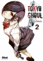 Couverture Tokyo Ghoul, tome 02 Editions Glénat 2013