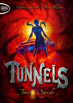 Couverture Tunnels, tome 5 : Spirale