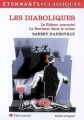 Couverture Les Diaboliques Editions Flammarion (GF - Etonnants classiques) 2008