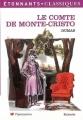 Couverture Le Comte de Monte-Cristo, abrégé Editions Flammarion (GF - Etonnants classiques) 2007