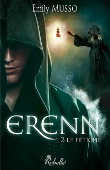 Couverture Erenn, tome 2: Le fétiche