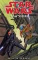 Couverture Star Wars (Légendes) : La Genèse des Jedi, tome 2 : Le Prisonnier de Bogan Editions Dark Horse 2013