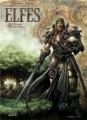 Couverture Elfes, tome 04 : L'élu des semi-elfes Editions Soleil 2013