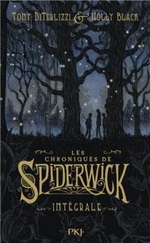 Couverture Les Chroniques de Spiderwick, intégrale