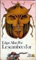 Couverture Le scarabée d'or Editions Folio  (Junior) 1978