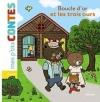 Couverture Boucle d'or et les trois ours Editions Milan (Mes p'tits contes) 2012