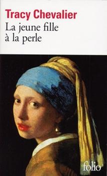 Couverture La jeune fille à la perle