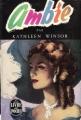 Couverture Ambre, tome 1 Editions Le Livre de Poche 1958