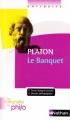 Couverture Le banquet Editions Nathan (Les intégrales de philo) 2010