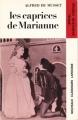 Couverture Les caprices de Marianne Editions Larousse 1975