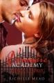 Couverture Vampire Academy, tome 5 : Lien de l'esprit Editions France Loisirs 2013