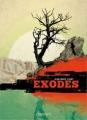 Couverture Exodes Editions L'Atalante 2012