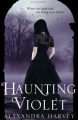 Couverture Haunting Violet Editions Bloomsbury 2011