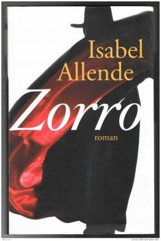 Couverture Zorro