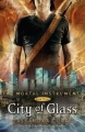 Couverture La cité des ténèbres / The mortal instruments, tome 3 : Le miroir mortel / La cité de verre Editions Walker Books 2008