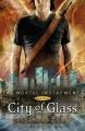 Couverture La Cité des Ténèbres, tome 3 : Le Miroir mortel / The Mortal Instruments, tome 3 : La Cité de Verre Editions Walker Books 2008