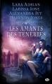 Couverture Les amants des ténèbres Editions Milady 2013