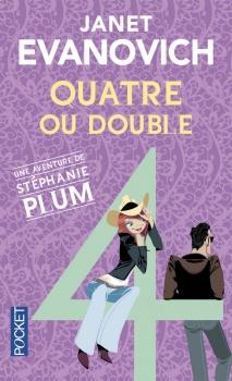 Couverture Une aventure de Stéphanie Plum, tome 04 : Quatre ou double