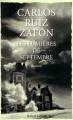 Couverture Les lumières de septembre Editions Robert Laffont 2012
