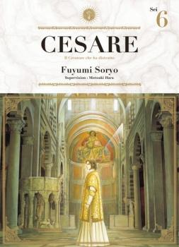 Couverture Cesare, tome 06