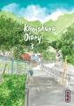 Couverture Kamakura Diary, tome 3 Editions Kana (Shôjo) 2013