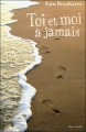Couverture Toi et moi à jamais Editions Gallimard  (Jeunesse) 2013