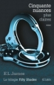 Couverture Cinquante nuances de Grey, tome 3 : Cinquante nuances plus claires Editions JC Lattès 2013