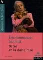 Couverture Oscar et la dame rose Editions Magnard 2009