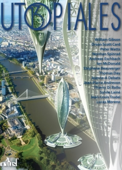 Couverture Utopiales 2013
