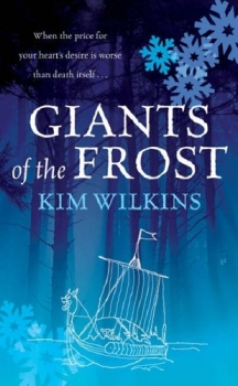 Couverture Giants of the Frost