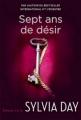 Couverture Sept ans de désir Editions J'ai Lu 2013