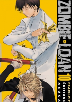 Couverture Zombie Loan, tome 10