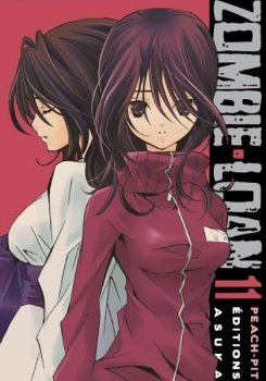 Couverture Zombie Loan, tome 11