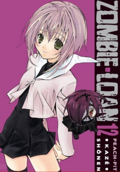 Couverture Zombie Loan, tome 12