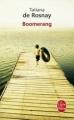 Couverture Boomerang Editions Le Livre de Poche 2010