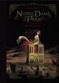 Couverture Notre Dame de Paris (Lacombe), intégrale Editions France Loisirs 2013