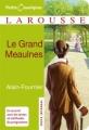 Couverture Le Grand Meaulnes Editions Larousse (Petits classiques) 2009