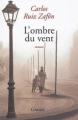 Couverture L'Ombre du vent Editions Grasset 2012