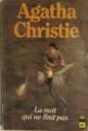 Couverture La nuit qui ne finit pas Editions Librairie des  Champs-Elysées  (Le club des masques) 1969